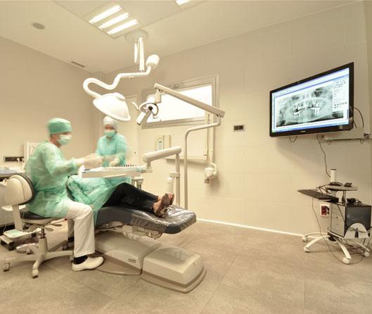 Clínica dental Madrid precios